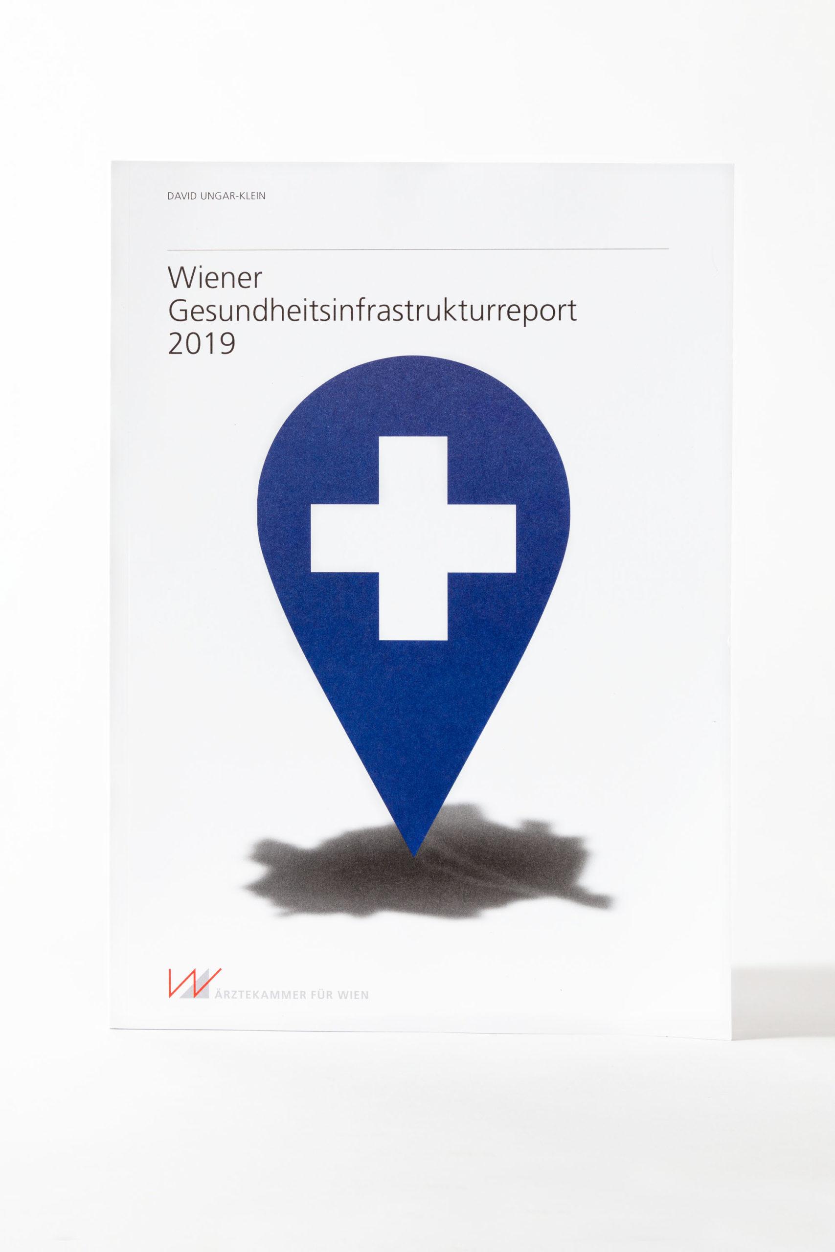 Wiener Gesundheitsinfrastrukturreport 2019 (c) Zaubermensch